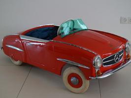 Ferbedo Mercedes Tretauto